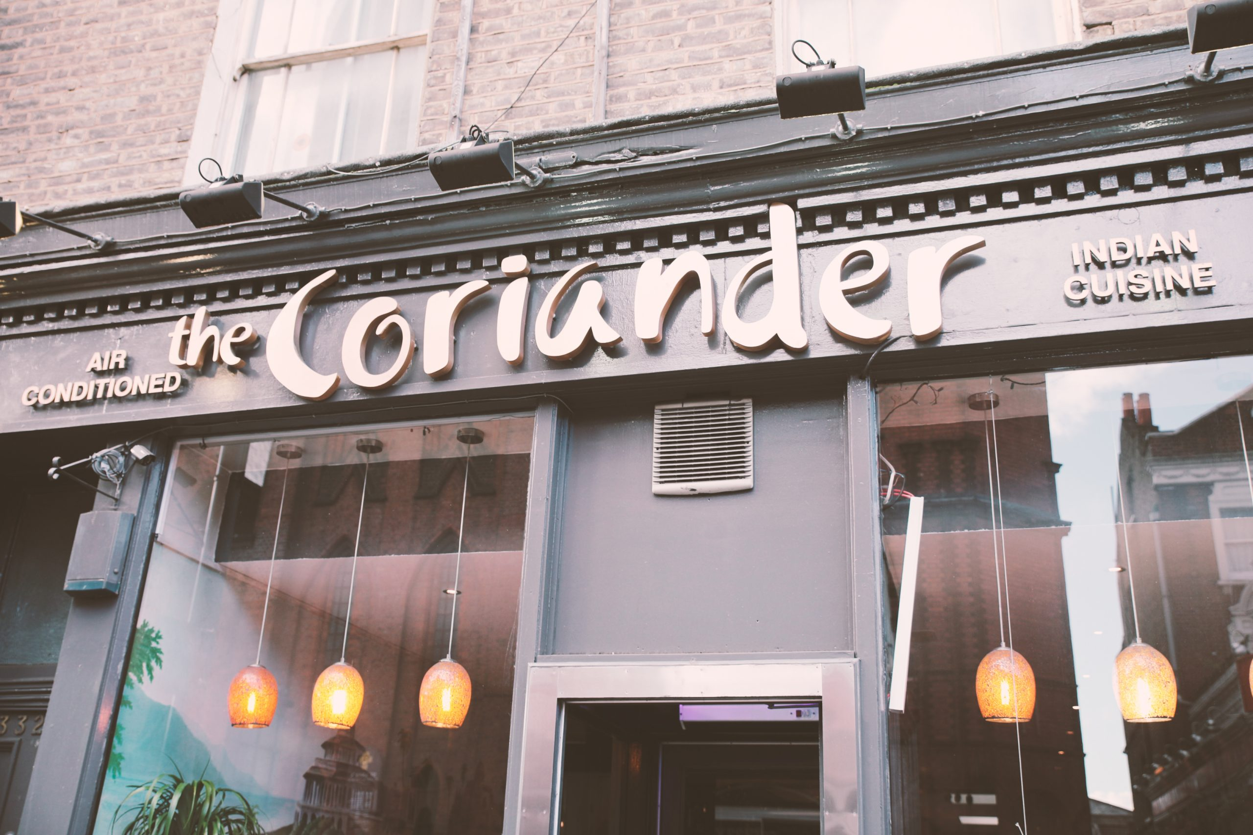 The Coriander Bourne End